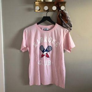 NWOT Club Petanque x Madewell Tee Shirt